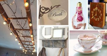 Best DIY Vintage Decor Ideas