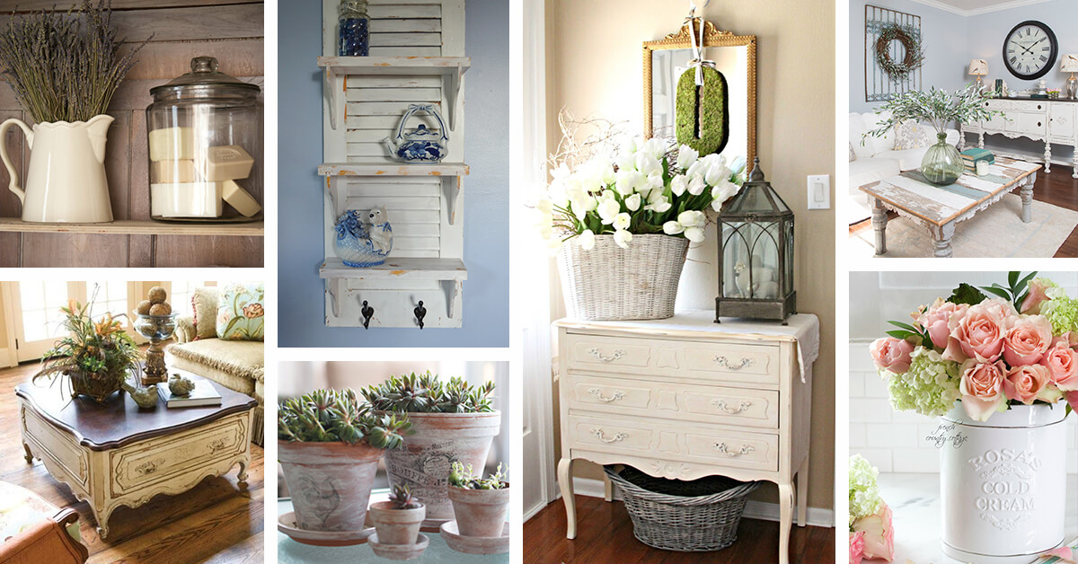 35+ Best French Country Design and Decor Ideas for 2019