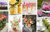 Summer Table Decorations