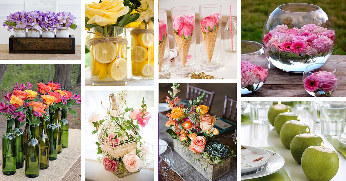 35 Best Summer Table Decoration Ideas And Designs For 2019