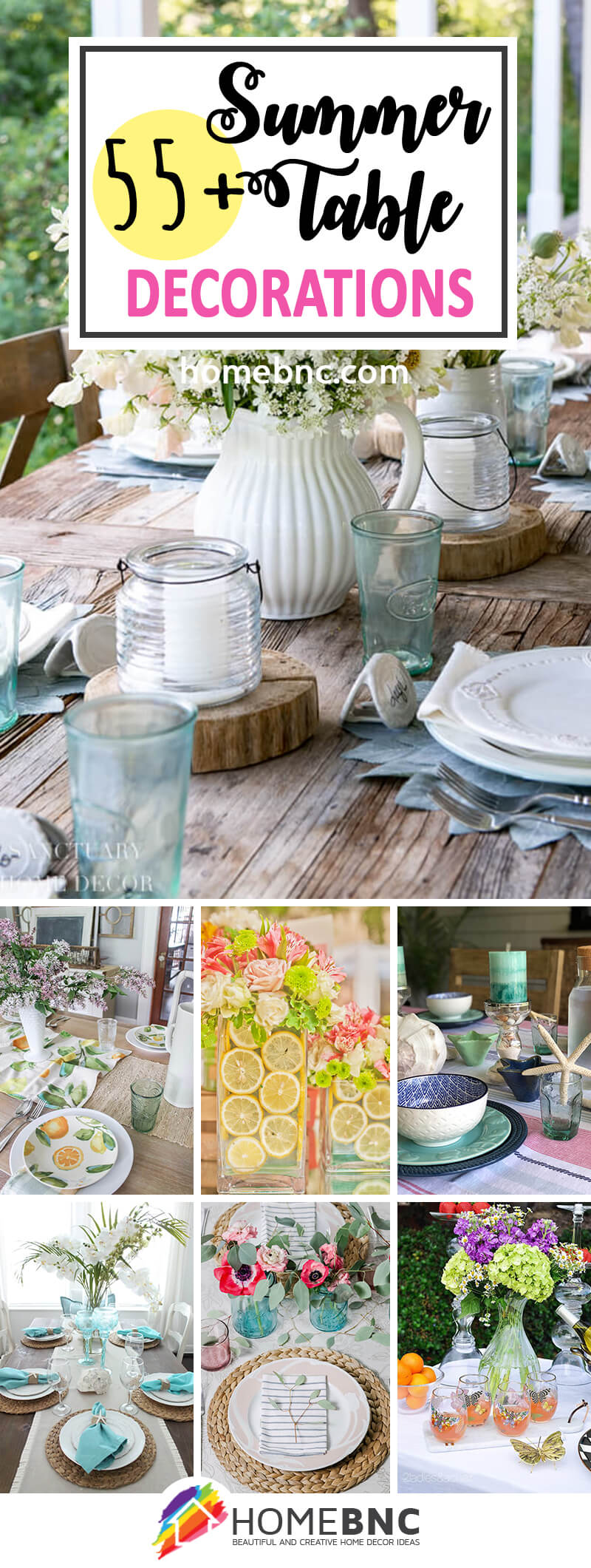 55 Best Summer Table Decoration Ideas And Designs For 2021