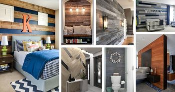 Wood Wall Ideas