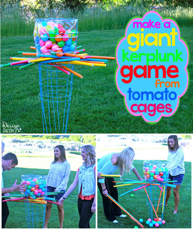 50 Outdoor Games To Diy This Summer: 27 Best DIY Backyard Games Ideas And Designs For 2019