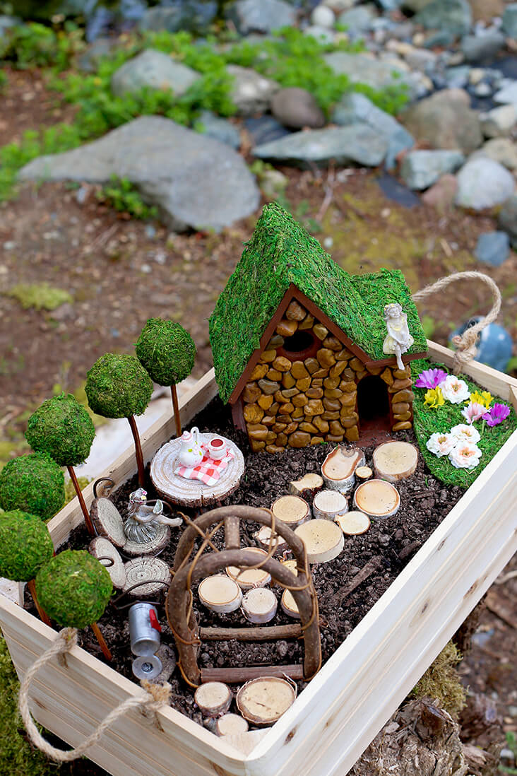 diy fairy garden accessories