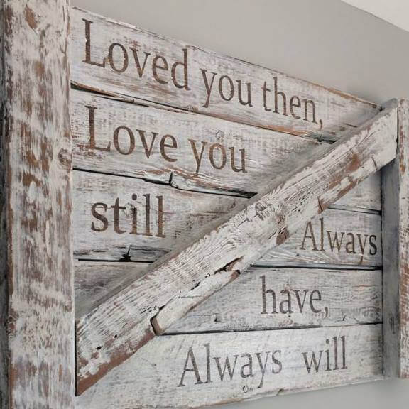 Barnwood Sign Ideas 39 Best Farmhouse Bedroom Design And Decor Ideas For 2017