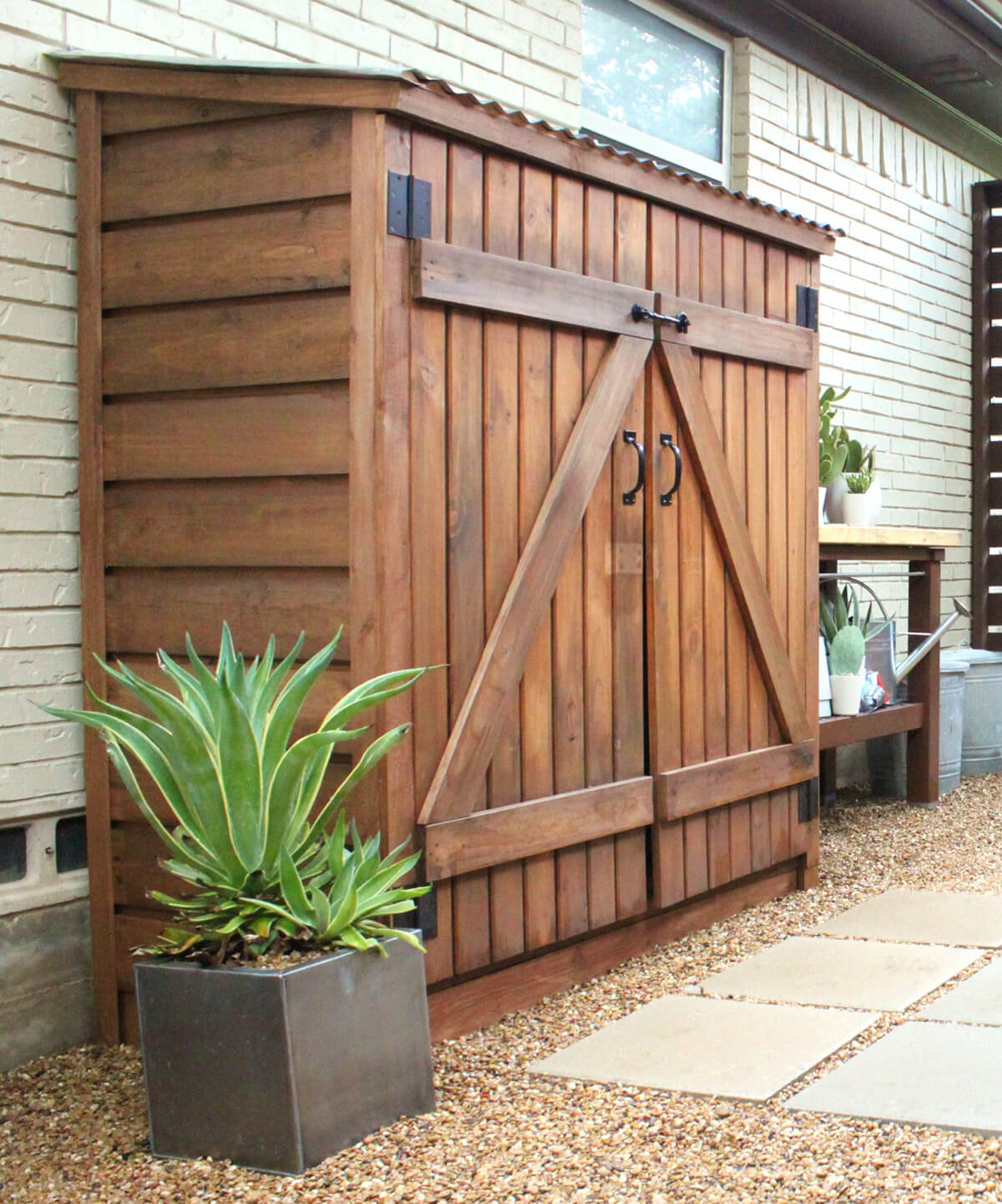 27 best small storage shed projects ideas and designs for Garden building ideas