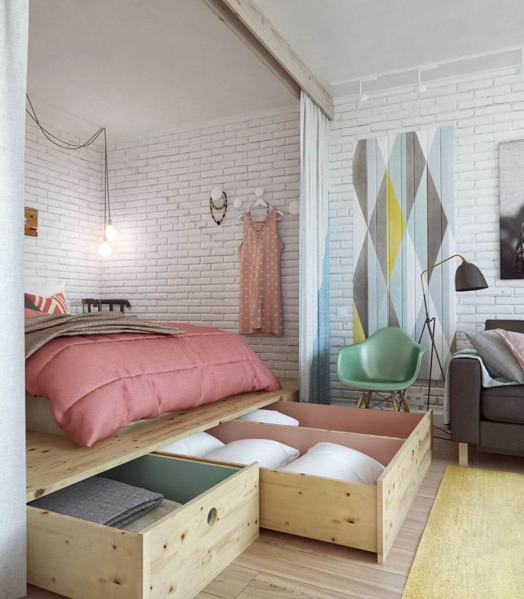 Small Bedroom Design Fresh On Images of Decor
