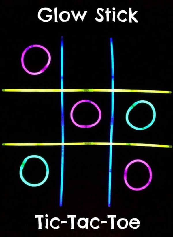 Glow Sticks: the Building Blocks of Glow in the Dark Gaming
