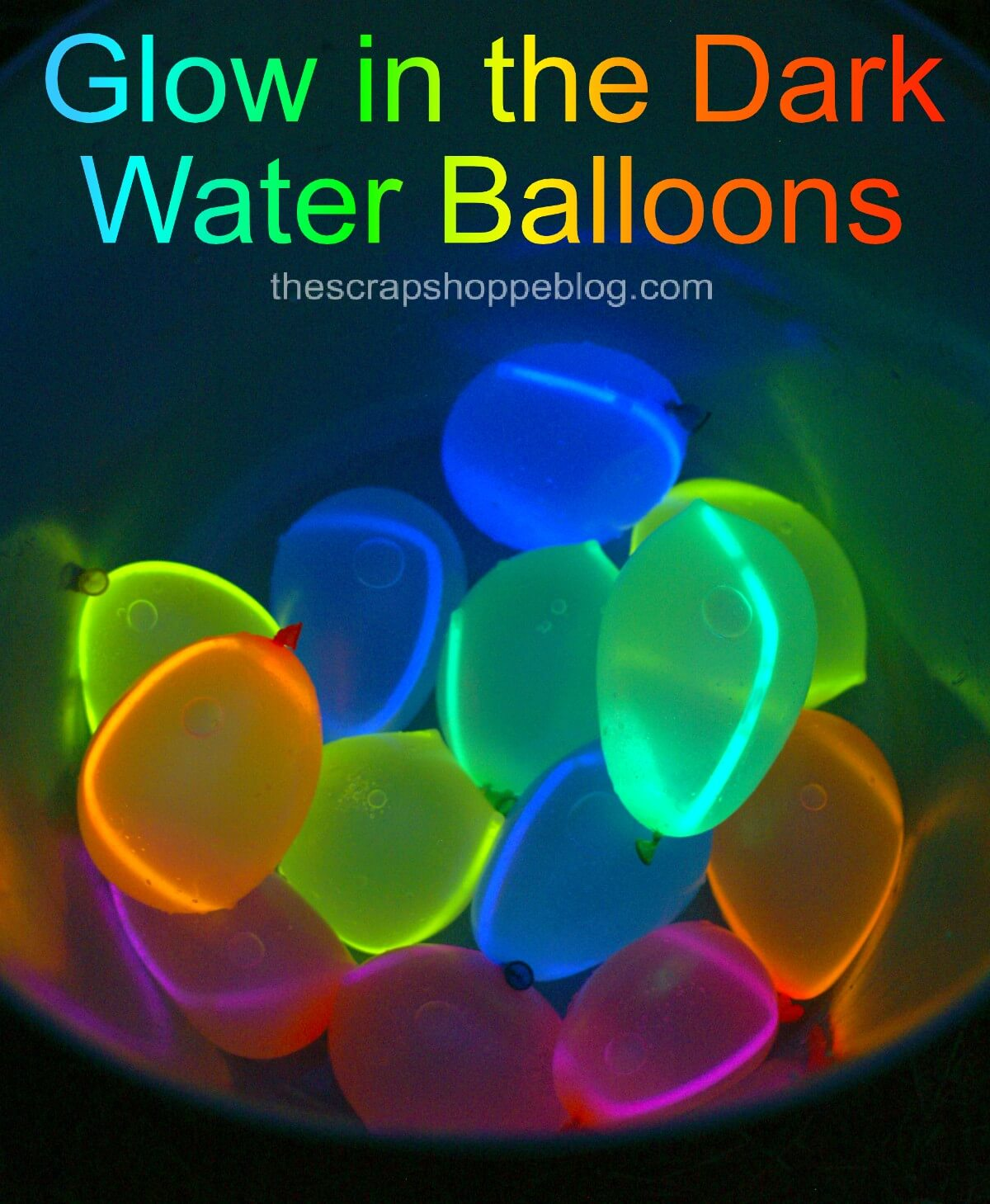 Water Balloon Fights just Got a Lot More Fun
