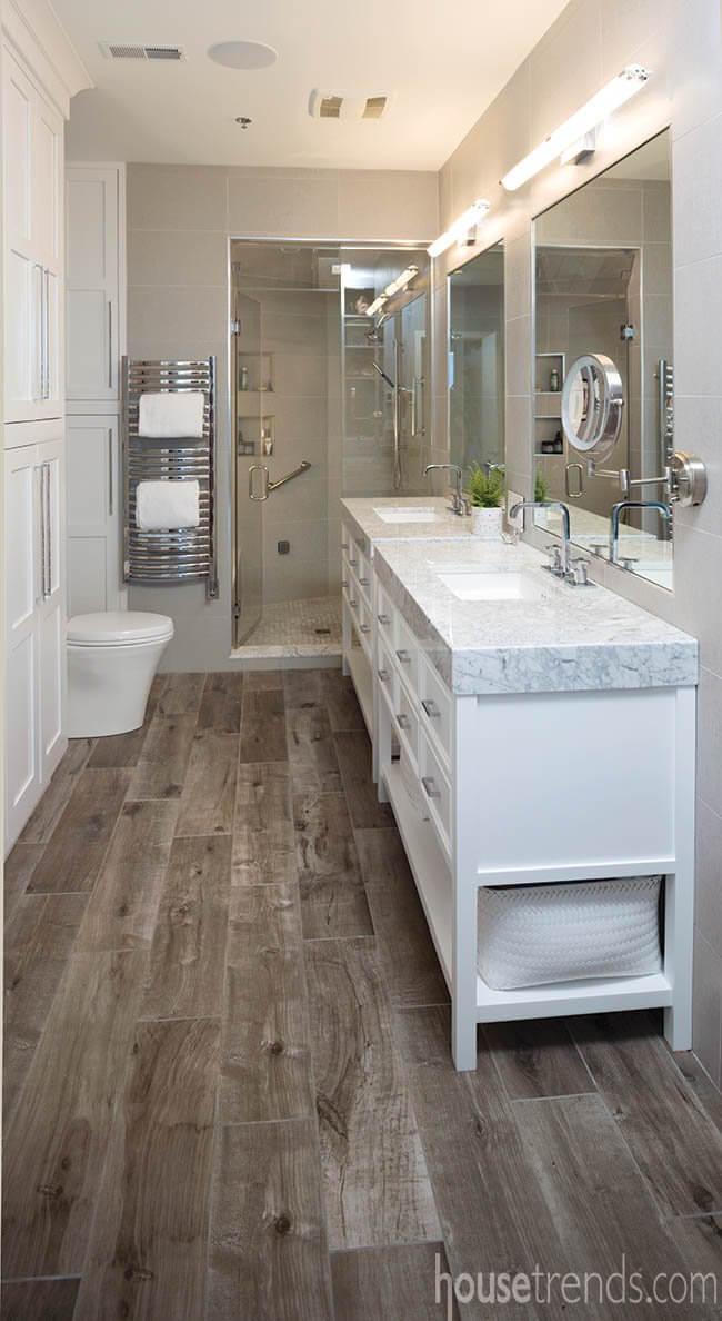 Genial Marble Elegance Bathroom