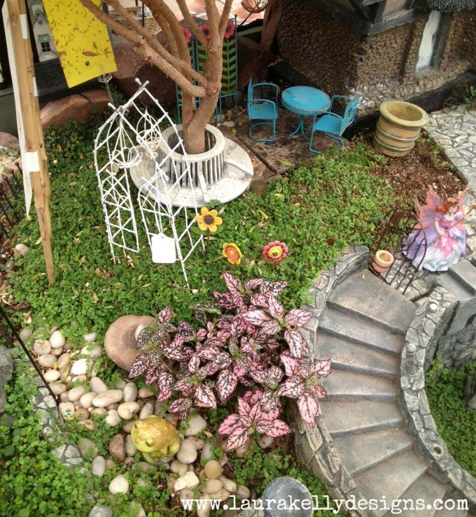 Storybook Style Diy Fairy Garden Accessories