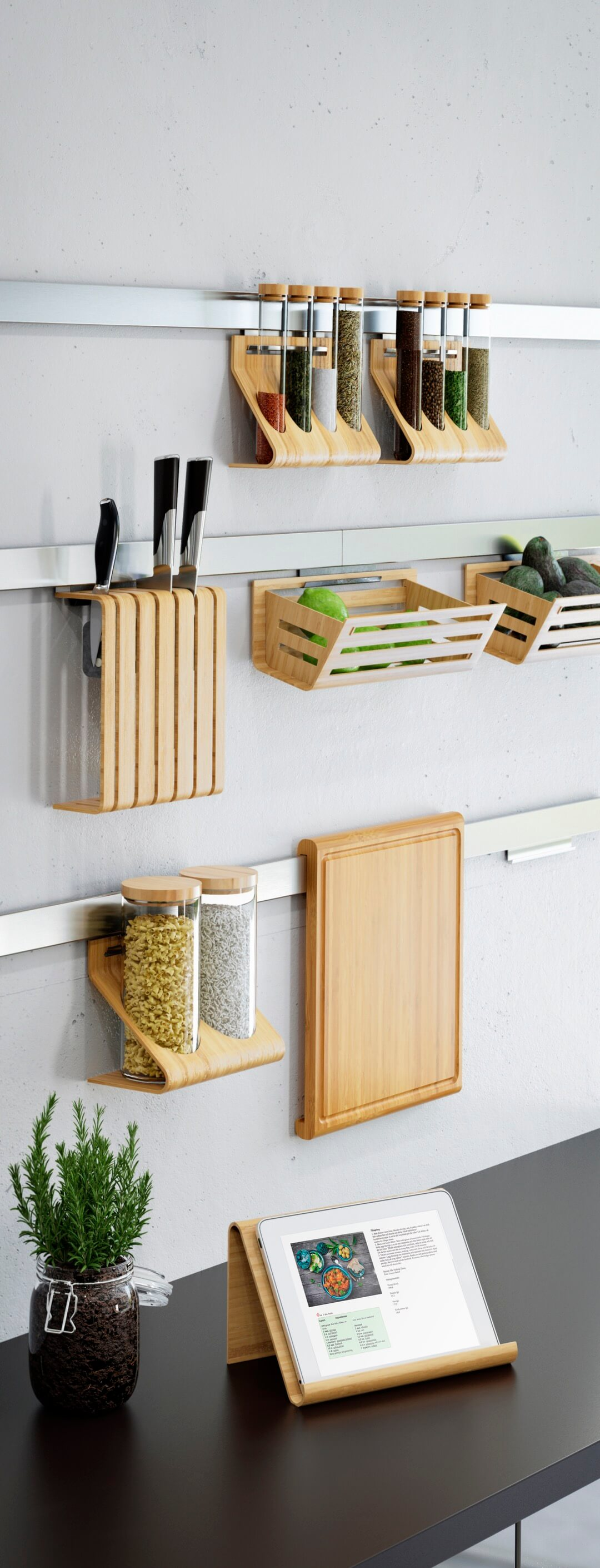 small kitchen storage ideas ikea gallery | 35 Best Small Kitchen Storage Organization Ideas and ...