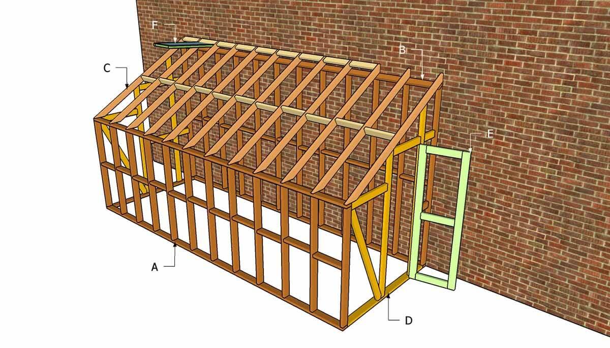 Easy to Create DIY Green House Ideas