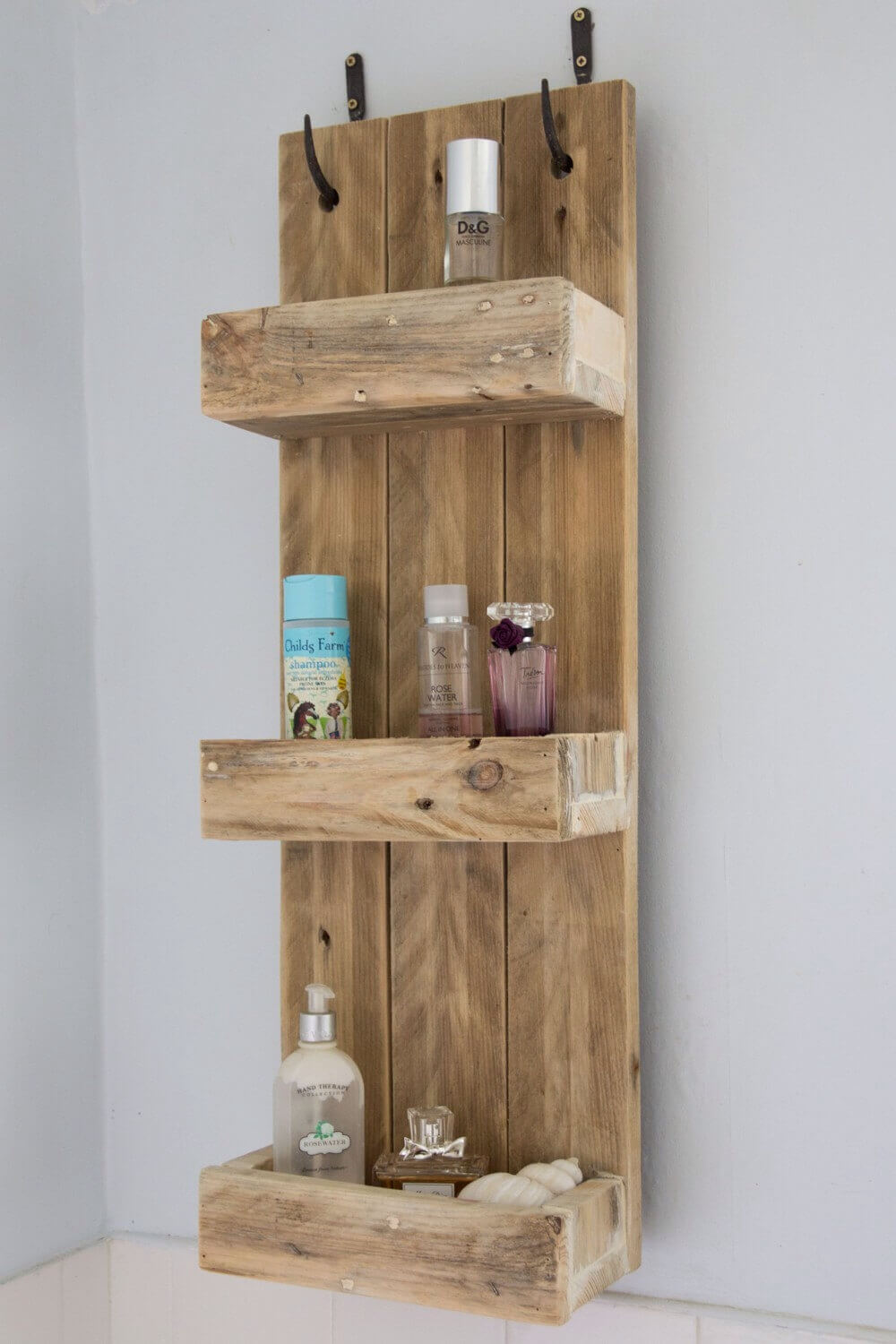 Modern Farmhouse Restructured Pallet Unit