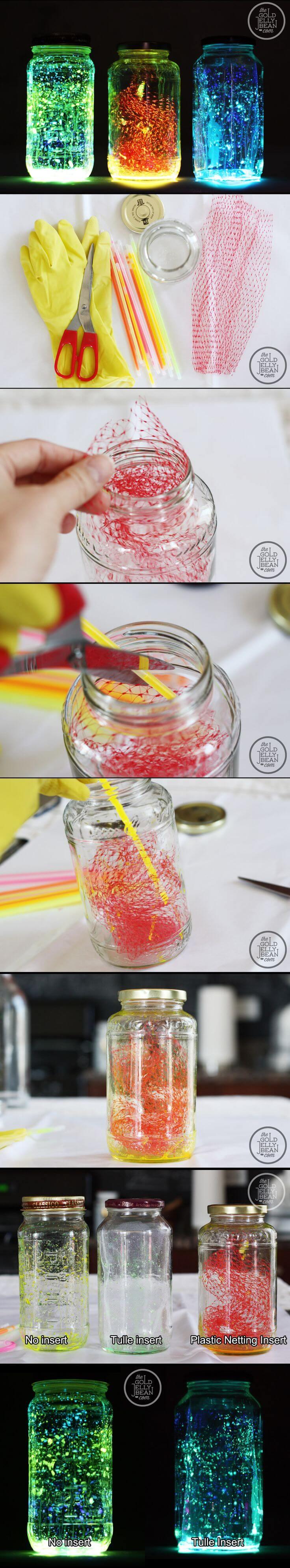 DIY Fairy Dust Jars are a Surefire Hit for Kids