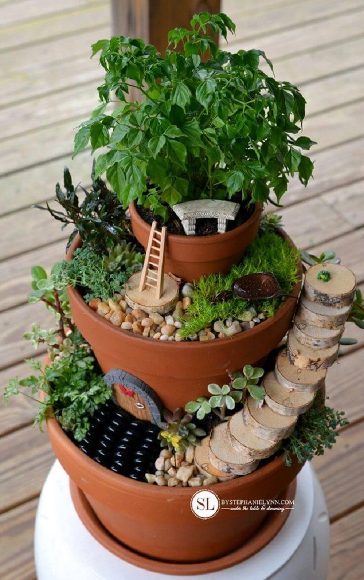 38 Best DIY Fairy Garden Accessories Ideas And Designs For