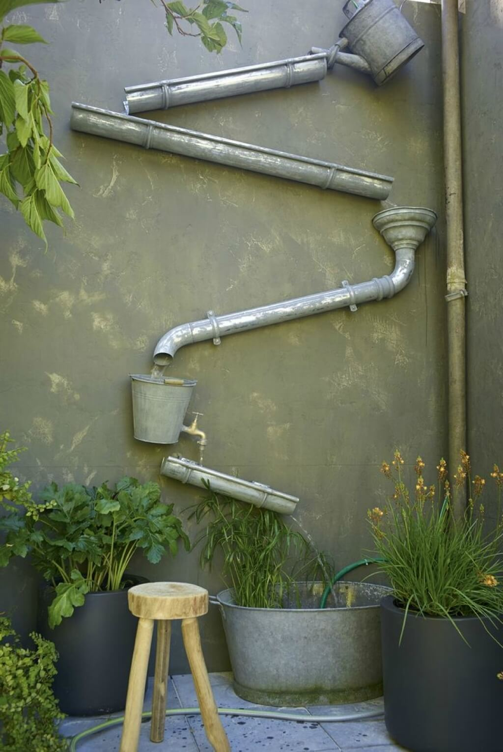 24 Best DIY Water Feature Ideas and Designs for 2017