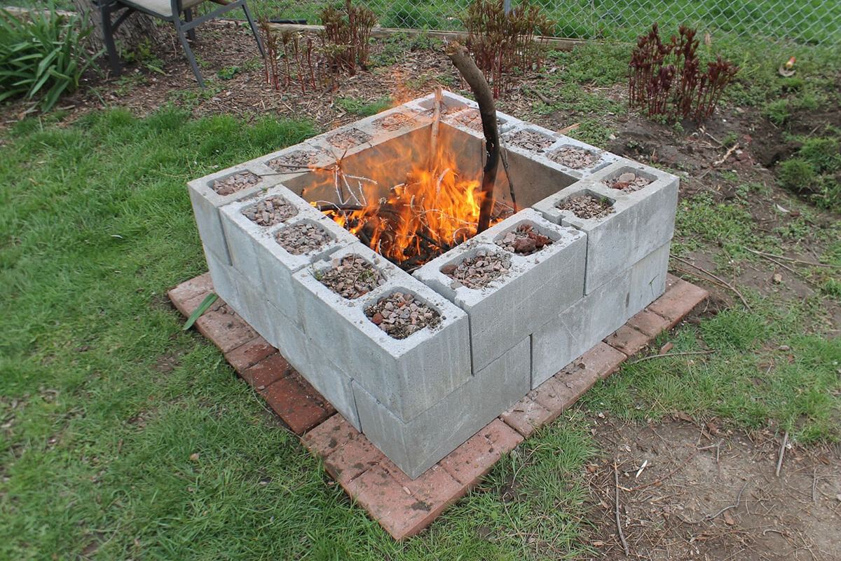 28 Best Ways To Use Cinder Blocks Ideas And Designs For 2017
