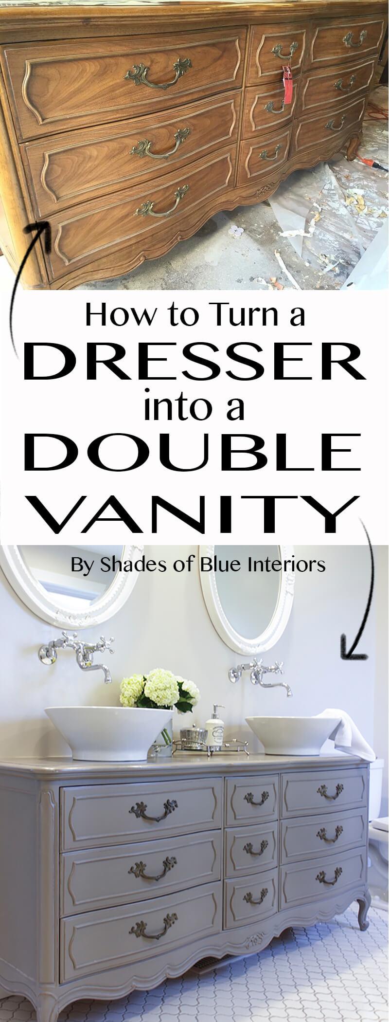 Divine Double Bathroom Vanity