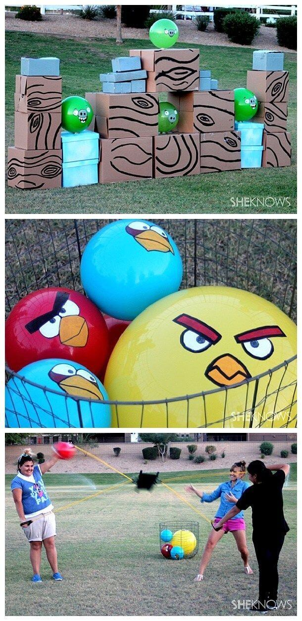27 Best DIY Backyard Games Ideas and Designs for 2020