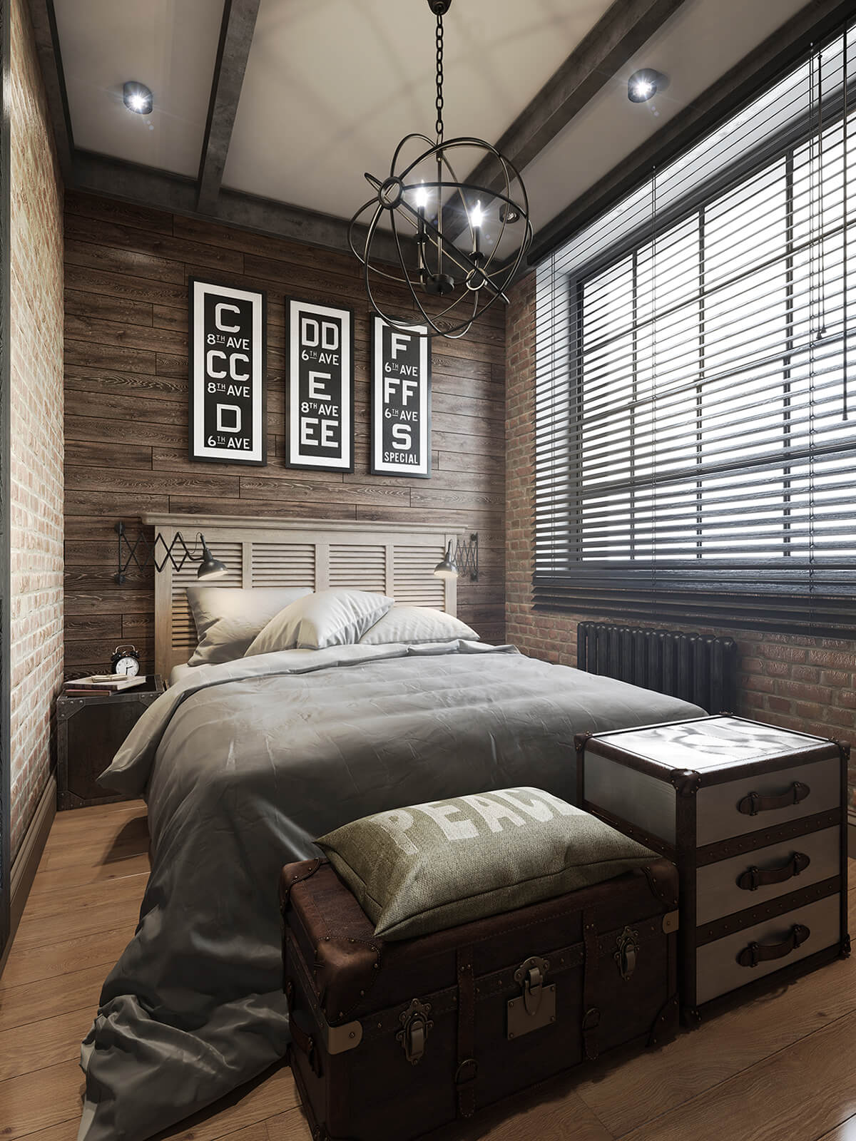 . 37 Best Small Bedroom Ideas and Designs for 2019