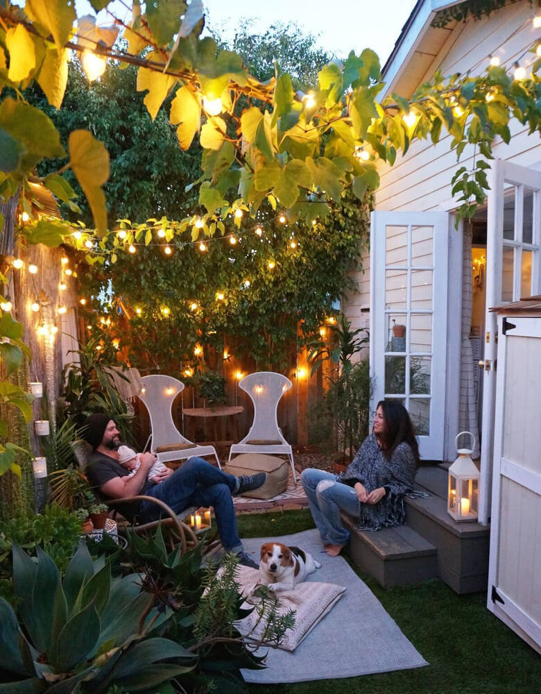 33 best outdoor lighting ideas and designs for 2018 dont forget walls when considering outdoor lighting mozeypictures Image collections