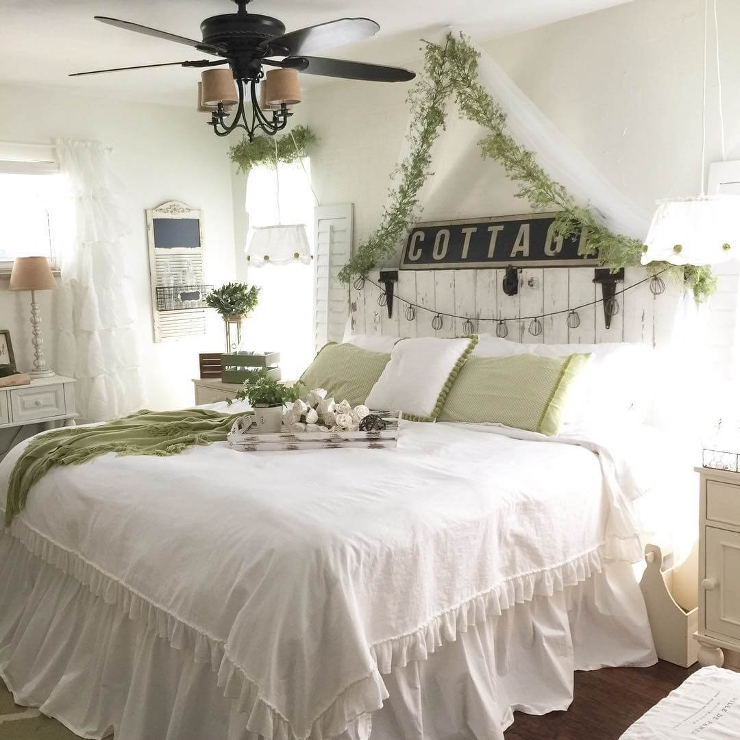 Farmhouse Home Decor Ideas: 39 Best Farmhouse Bedroom Design And Decor Ideas For 2019
