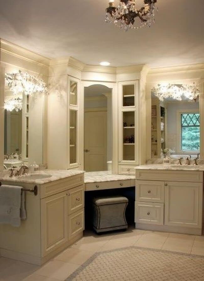 The Royal Flush Bathroom