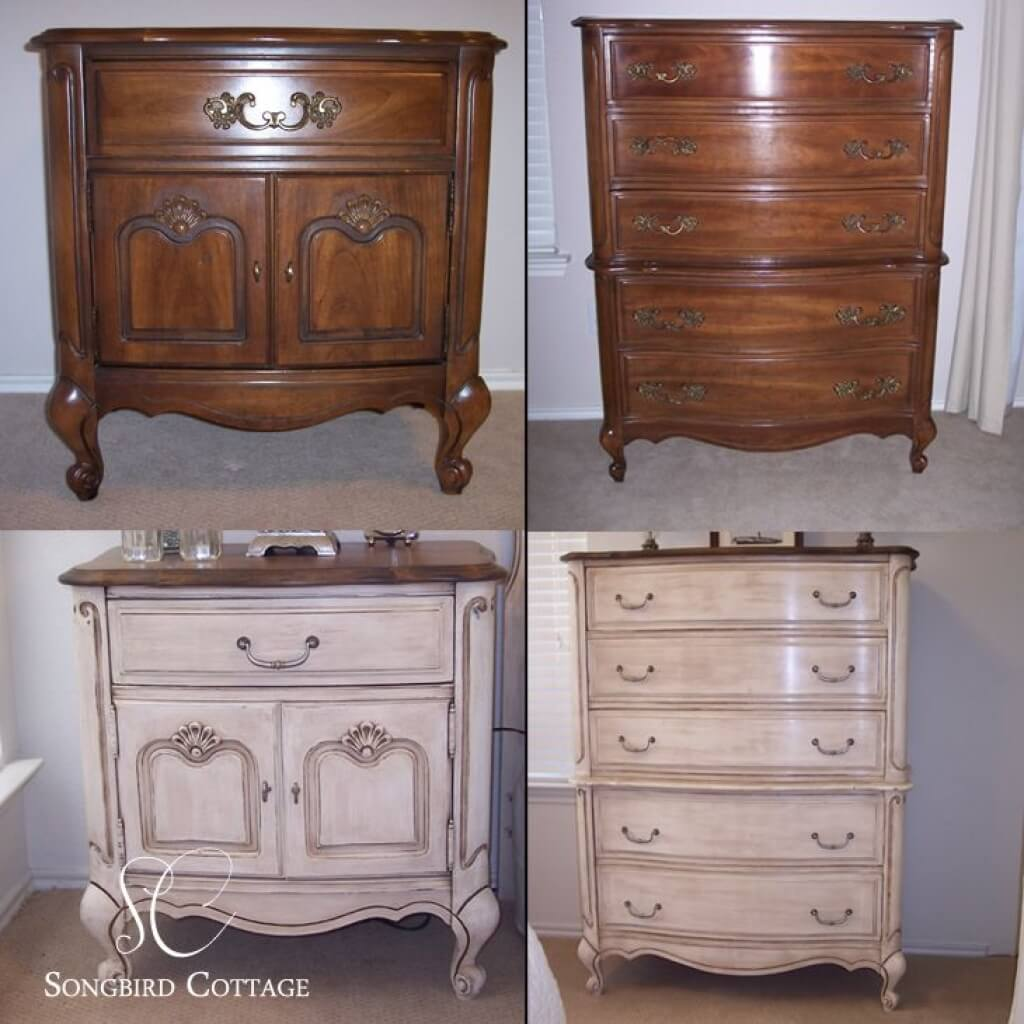 Tres Jolie Furniture Makeover Ideas
