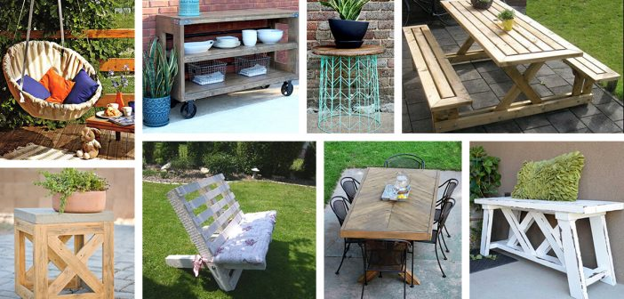 Awe Inspiring 29 Best Diy Outdoor Furniture Projects Ideas And Designs Camellatalisay Diy Chair Ideas Camellatalisaycom