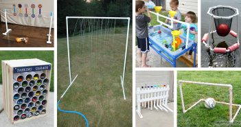DIY Pipe Projects for Kids