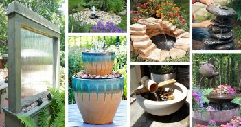 DIY Water Feature Ideas