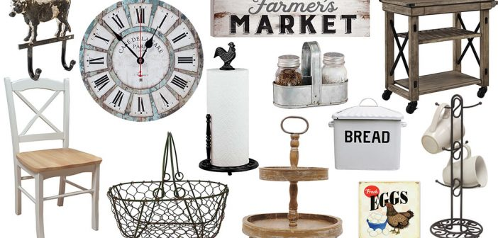 Merveilleux The Best Farmhouse Kitchen Accessories To Buy In 2018