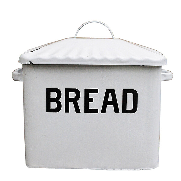 Creative Metal Bread Box