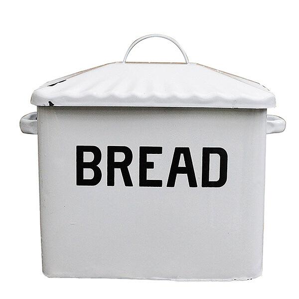 Creative Metal Bread Box