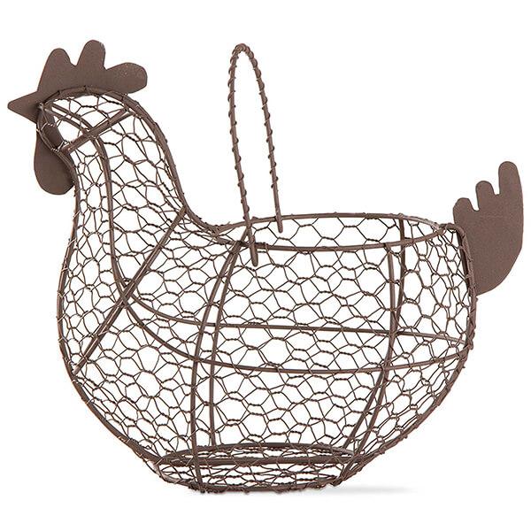Farmhouse Chicken Wire Basket