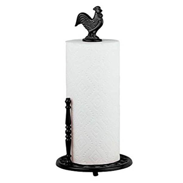 Iron Paper Towel Holder