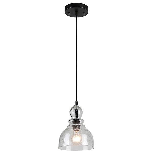 One-Light Adjustable Mini Pendant