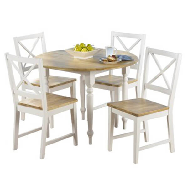 5 Piece Virginia Dining Set