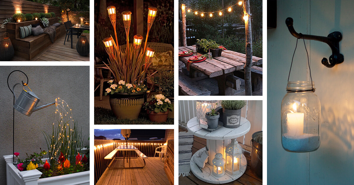 33 Best Outdoor Lighting Ideas And Designs For 2021