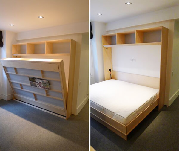 Prime 18 Best Diy Murphy Bed Ideas And Designs For 2019 Download Free Architecture Designs Scobabritishbridgeorg