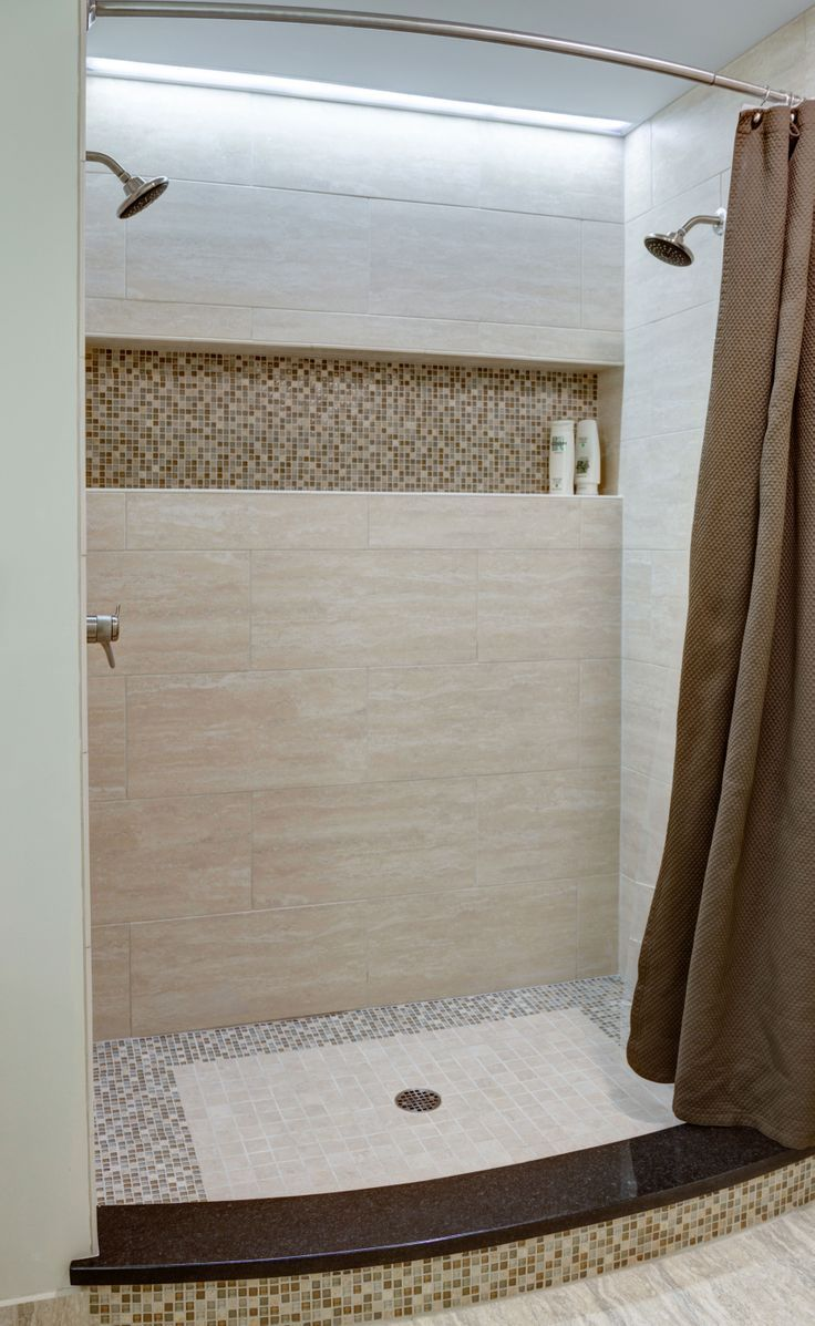 earth toned sonoma tile scheme - Shower Tile Design Ideas