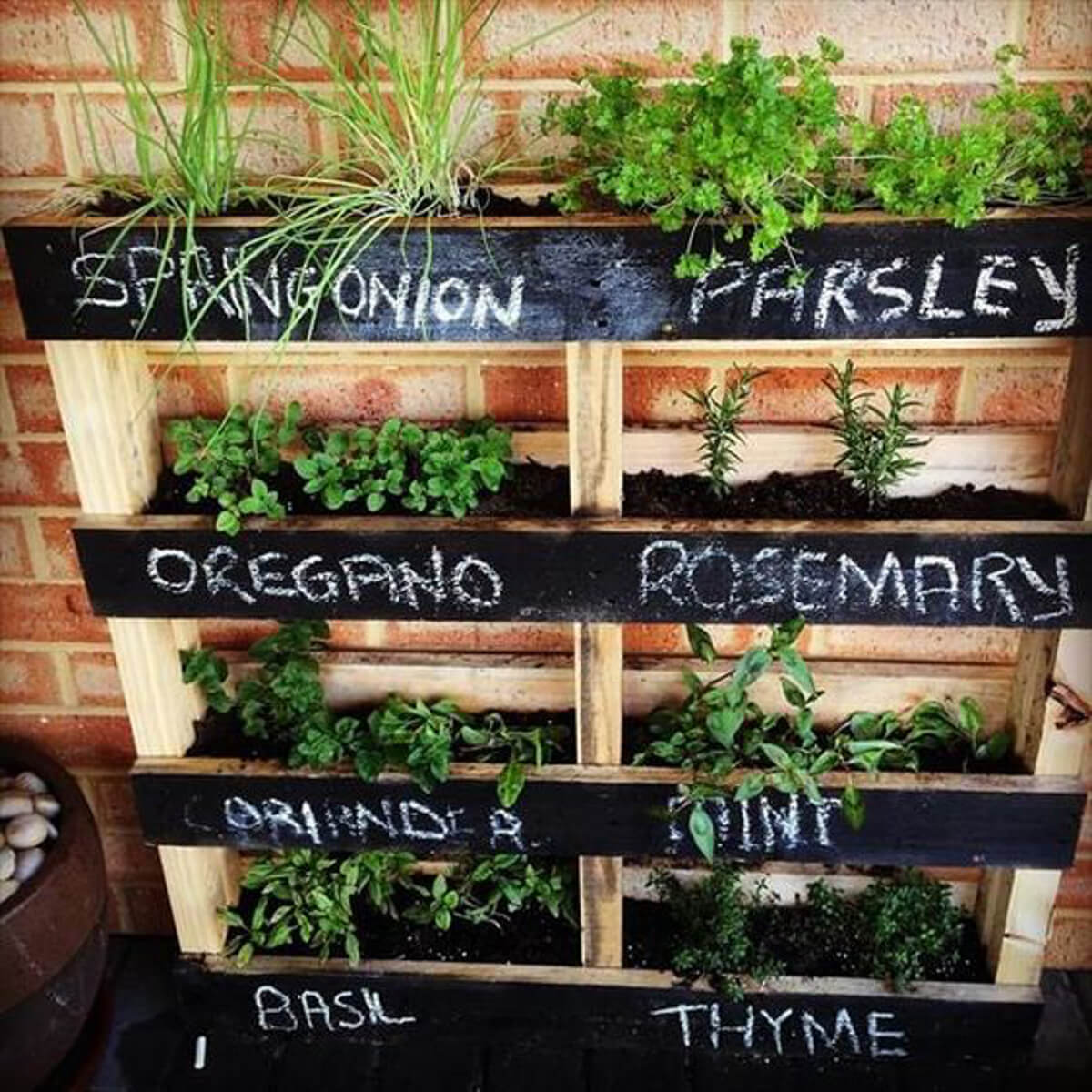 25 Best Herb Garden Ideas And Designs For 2018