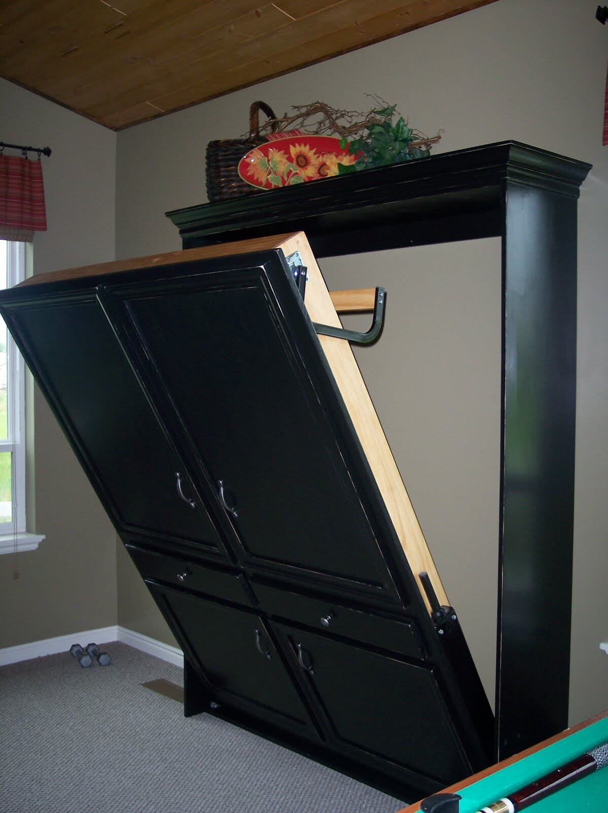 Murphy Bed Diy Plans How To Build