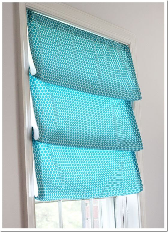 DIY Window Treatments for a Fast Makeover