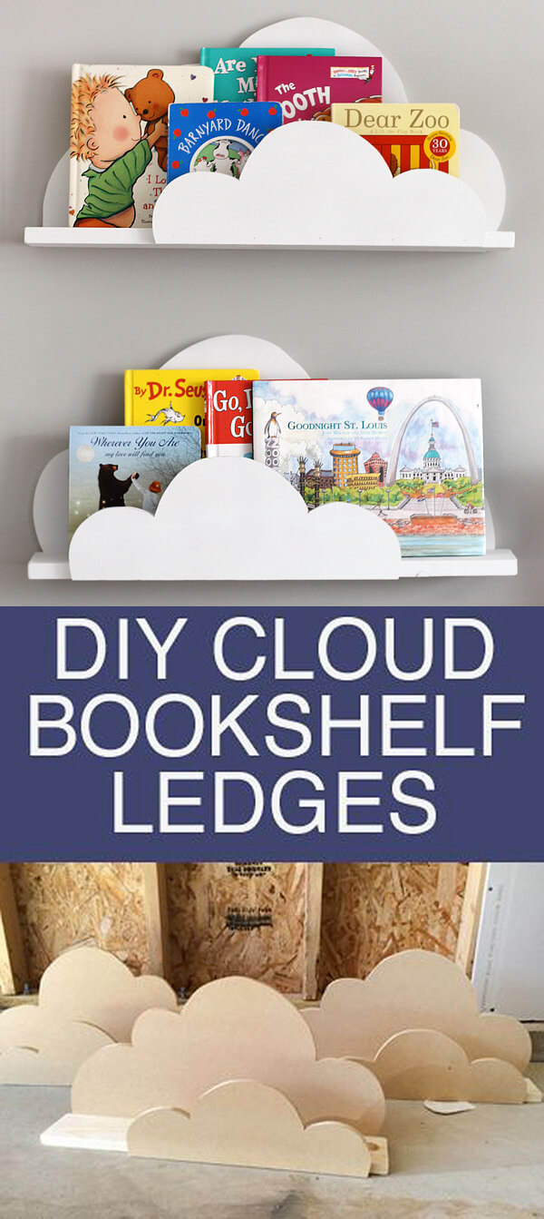 Creative Clouds for the Kids Room