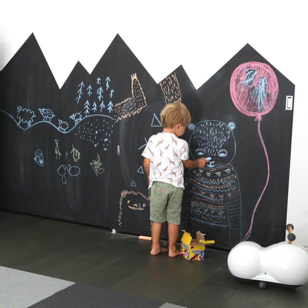 Use Chalkboard Paint For Years of Fun