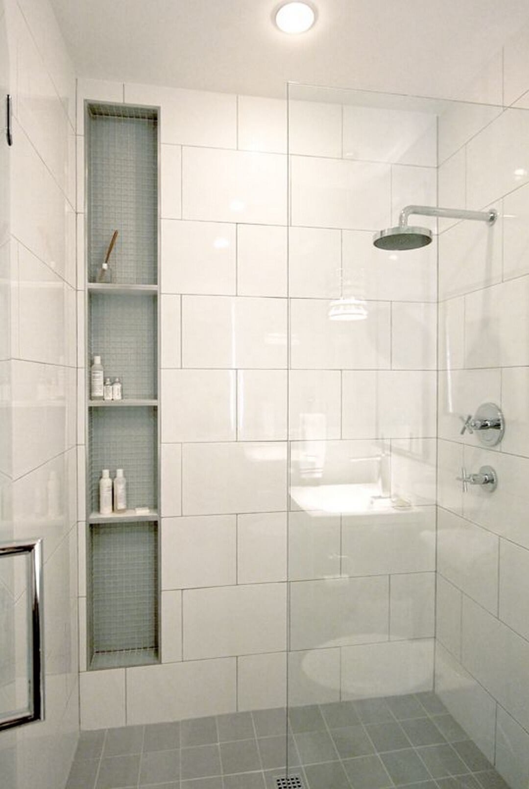 Bathroom Tiled Shower Design Ideas ~ Best shower tile ideas and designs for