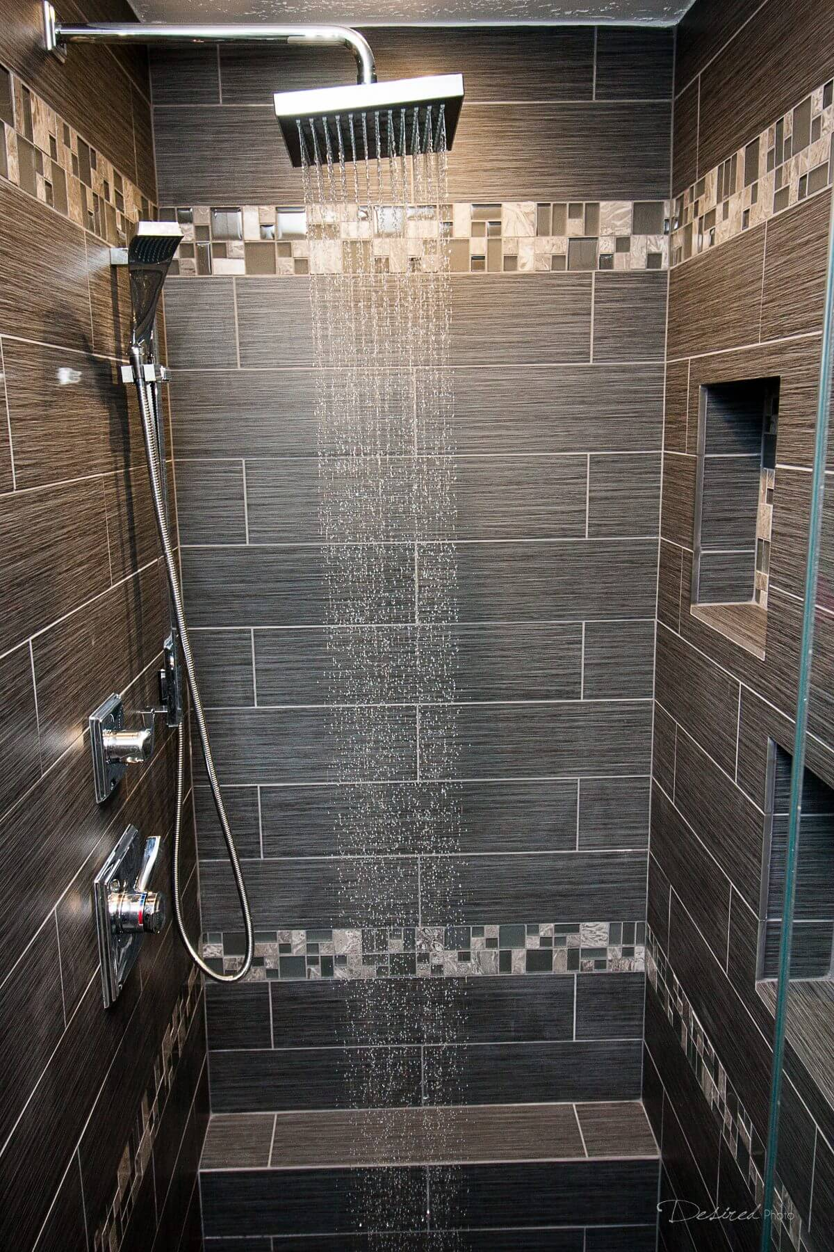 32 Best Shower Tile Ideas and Designs for 2018 Tile Patterns For Bathrooms on tile designs for bathrooms, lowe's creative ideas for bathrooms, metal tiles for bathrooms, tile samples for bathrooms, porcelain for bathrooms, tile board for bathrooms, appliances for bathrooms, subway tile for bathrooms, tile trends for bathrooms, tile floor idea, wood for bathrooms, travertine tile for bathrooms, 4x4 tiles for bathrooms, diy for bathrooms, tile paint for bathrooms, tile pattern ideas, plumbing codes for bathrooms, backsplash tile for bathrooms, bathroom for bathrooms, floor tile for bathrooms,