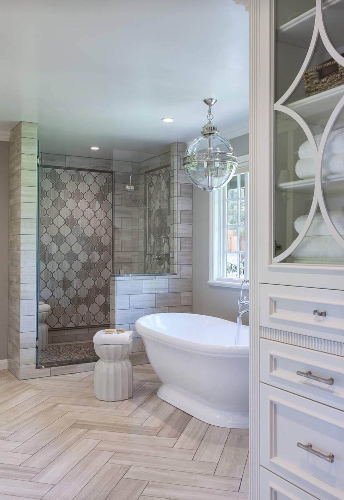 Bon High Rise Palace Ivory Shower Tile Ideas
